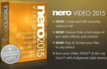 Nero Video 2015 16.0.02500 Multilingual