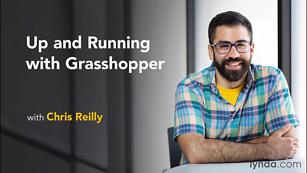 Lynda - Up and Running with Grasshopper