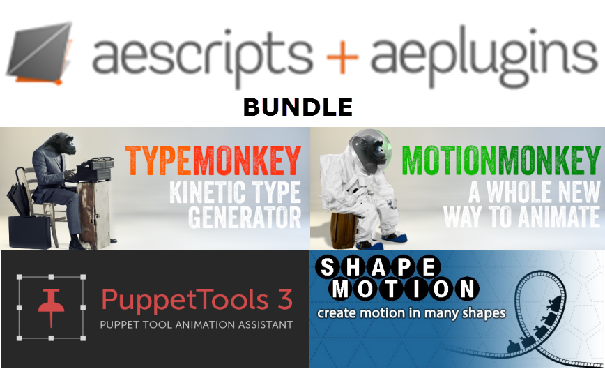 Scripts & Plugins for After Effects - Collection September 2014