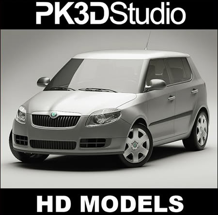PK3DStudio: HD Cars Collection Vol 2