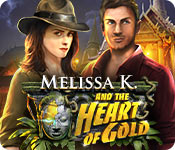 Melissa K and the Heart of Gold v1.0.13174-TE 梅丽莎的勇敢之旅