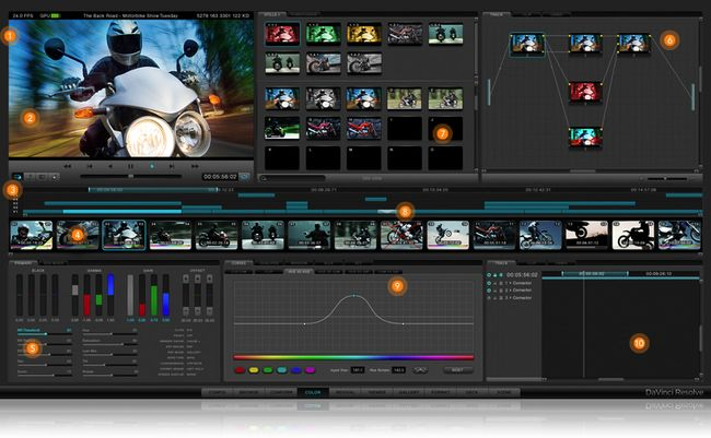 BlackMagic Design Davinci Resolve 11.1