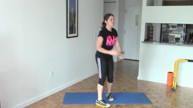 Kate Vidulich - Bodyweight Cardio 500