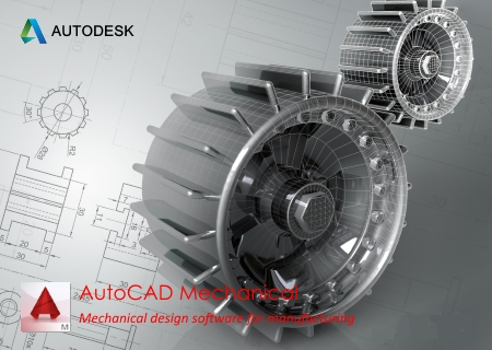 Autodesk AutoCAD Mechanical 2015 SP2