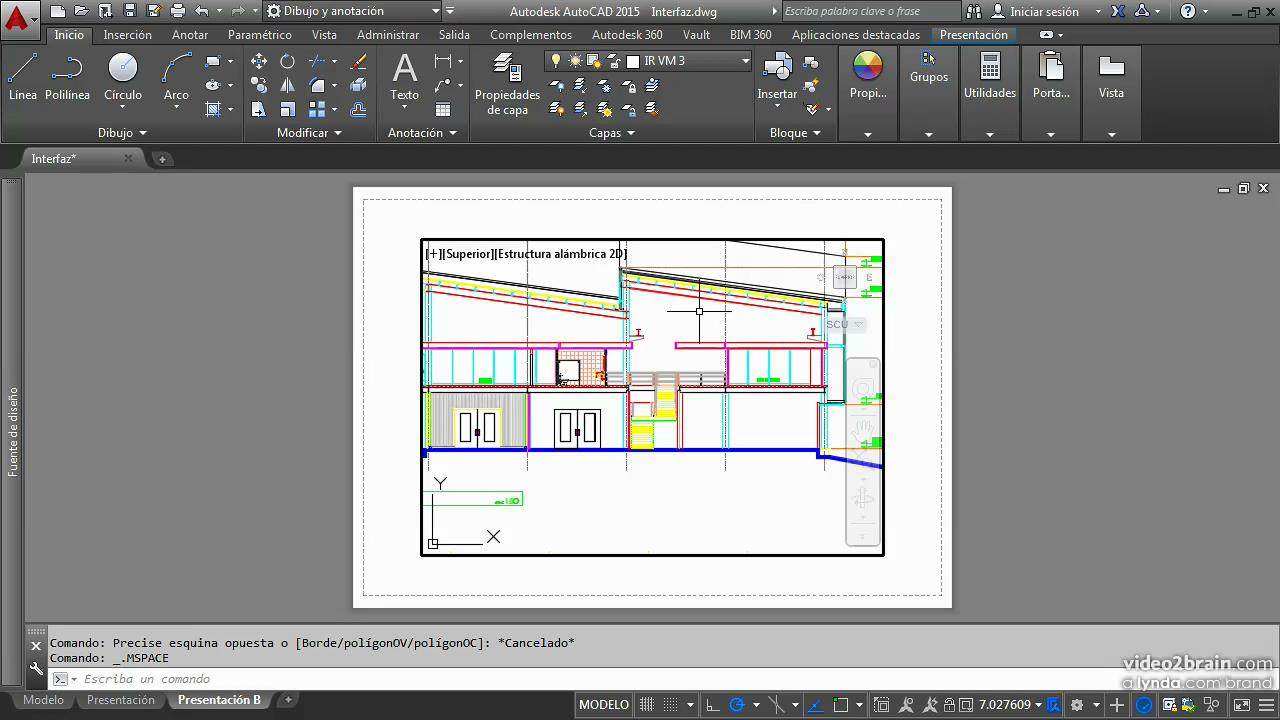 Video2Brain - AutoCAD 2015
