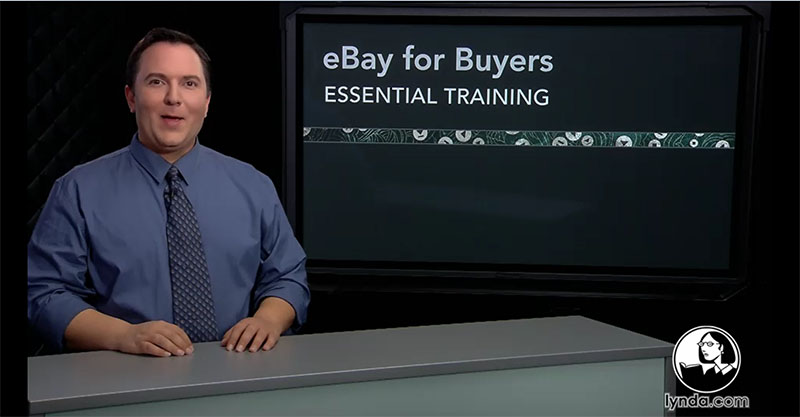 Lynda - eBay for Buyers Essential Training (Repost)