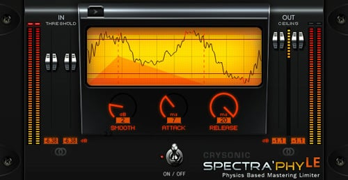 Crysonic SpectraPhy LE v1.6 (Win / Mac OS X)