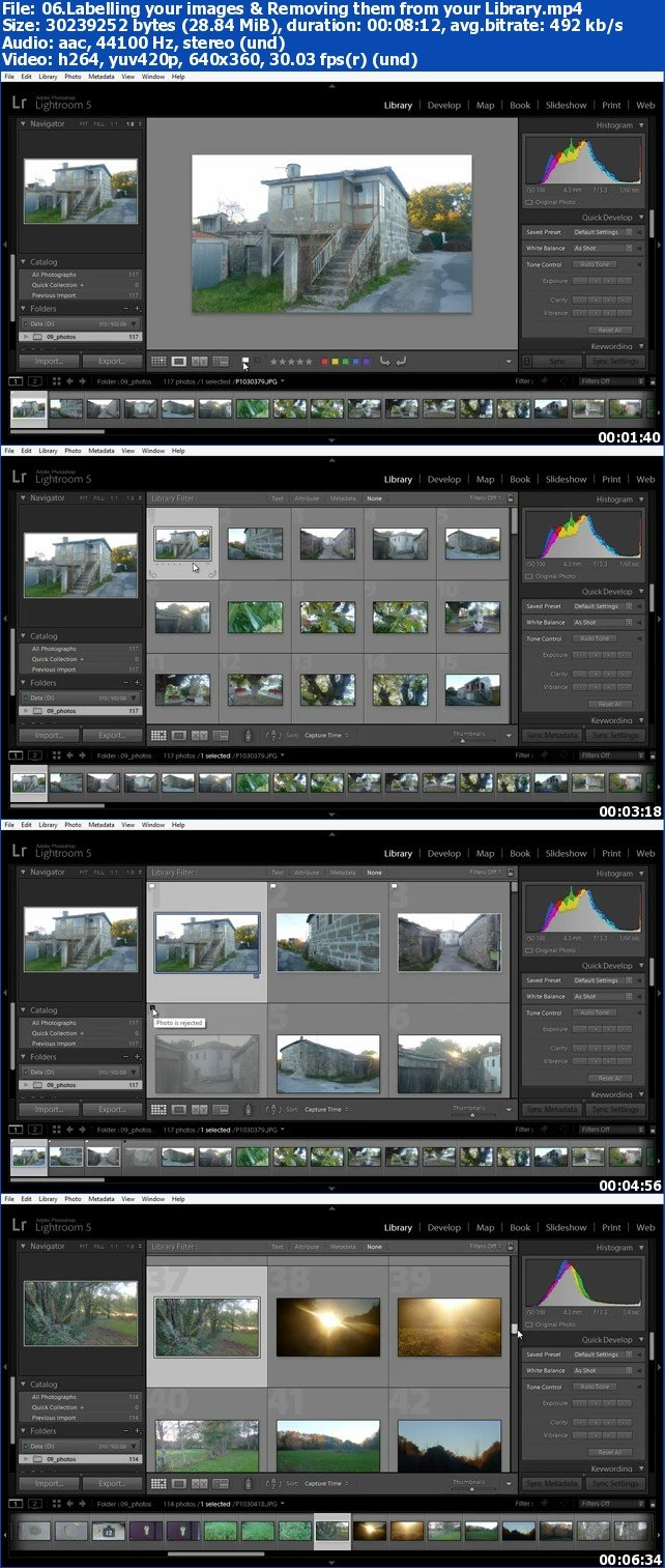 SkillFeed - Lightroom 5.0 - Complete Guide