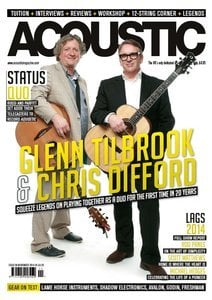 Acoustic – November 2014 screenshot
