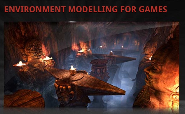 CGSociety - Environment Modelling for Games