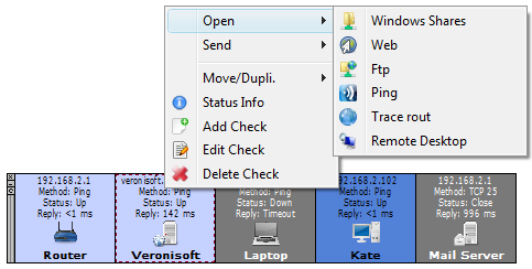 Veronisoft IP Net Checker 1.5.7.6 (x86/x64)