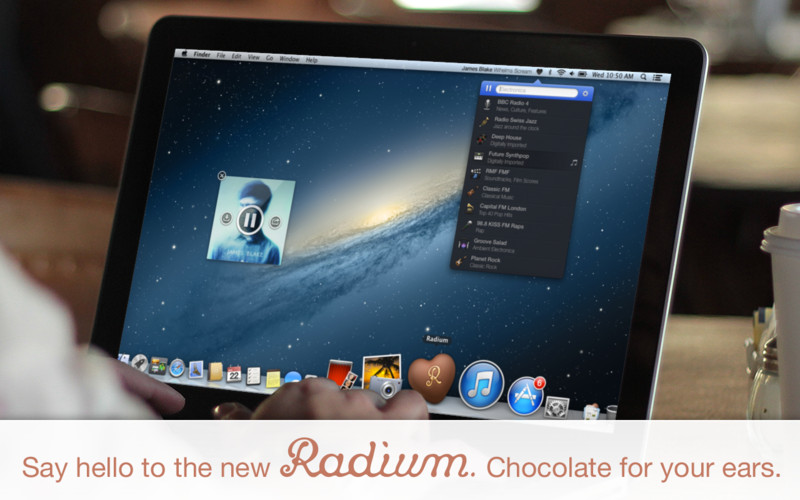 Radium Perfect Internet Radio v3.0.10 Multilingual Mac OS X