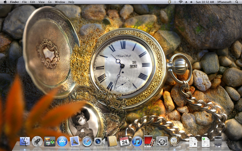 The Lost Watch 3D v1.3.0 Multilingual Mac OS X