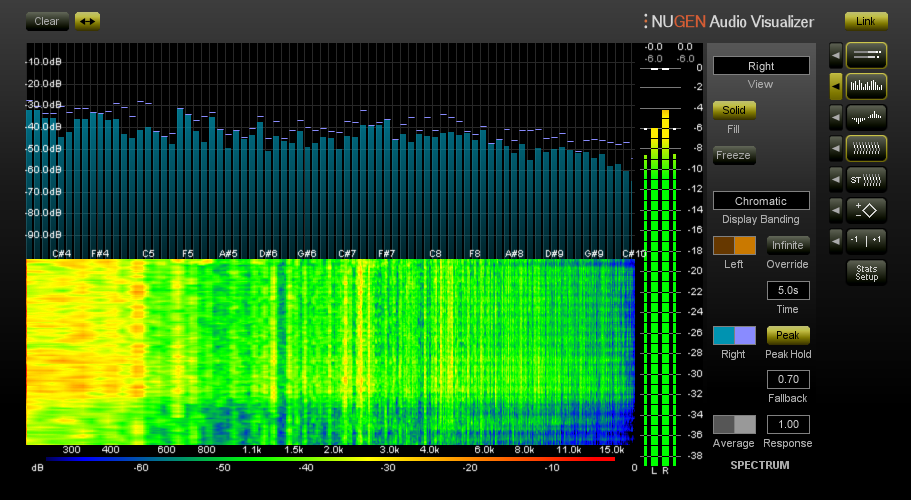 NuGen Audio Visualizer v1.11.9 (Win / Mac OS X)