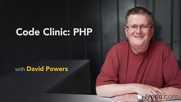 Lynda - Code Clinic: PHP (Updated Sep 16, 2014)