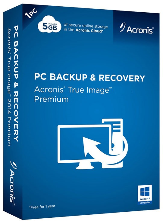 Acronis True Image 2015 18 Build 5539