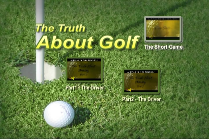 Golf - The Truth About the Driver and Short Game