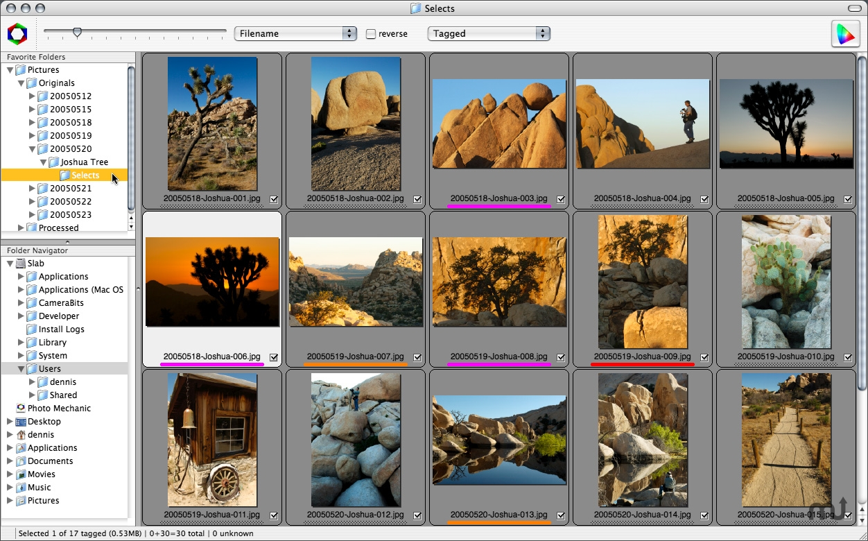 Photo Mechanic v5.0 build 15800 Mac OS X