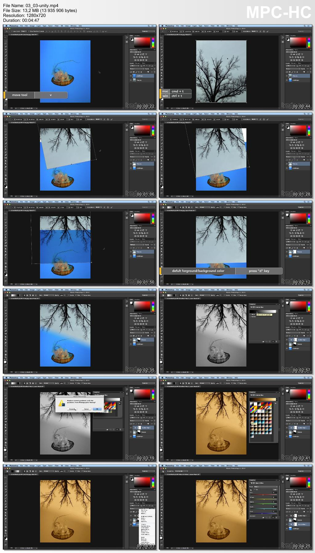 Lynda - Introduction to Photo Compositing