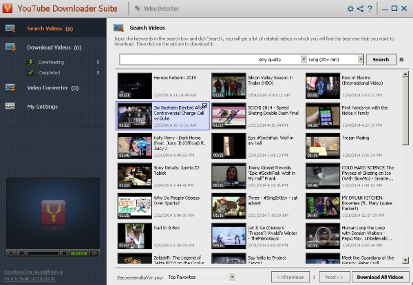 Apowersoft YouTube Downloader Suite 4.0.5