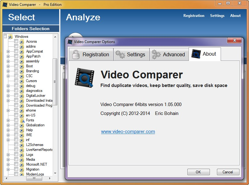 Video Comparer Pro 1.05.000