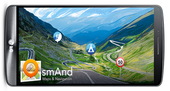 OsmAnd+ Maps & Navigation 1.9.2g for Android