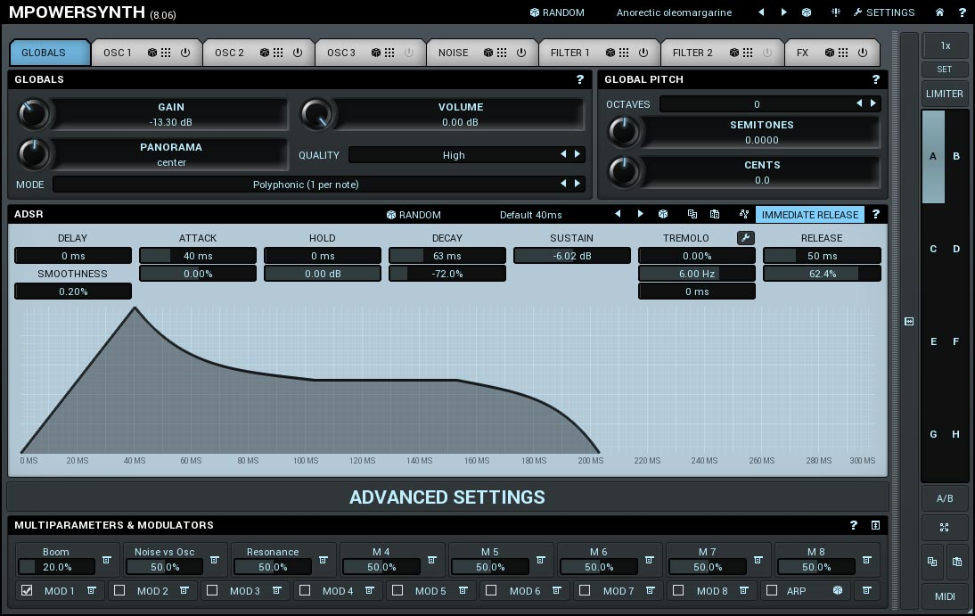 MeldаProduction MPowerSynth v8.07 WiN MacOSX
