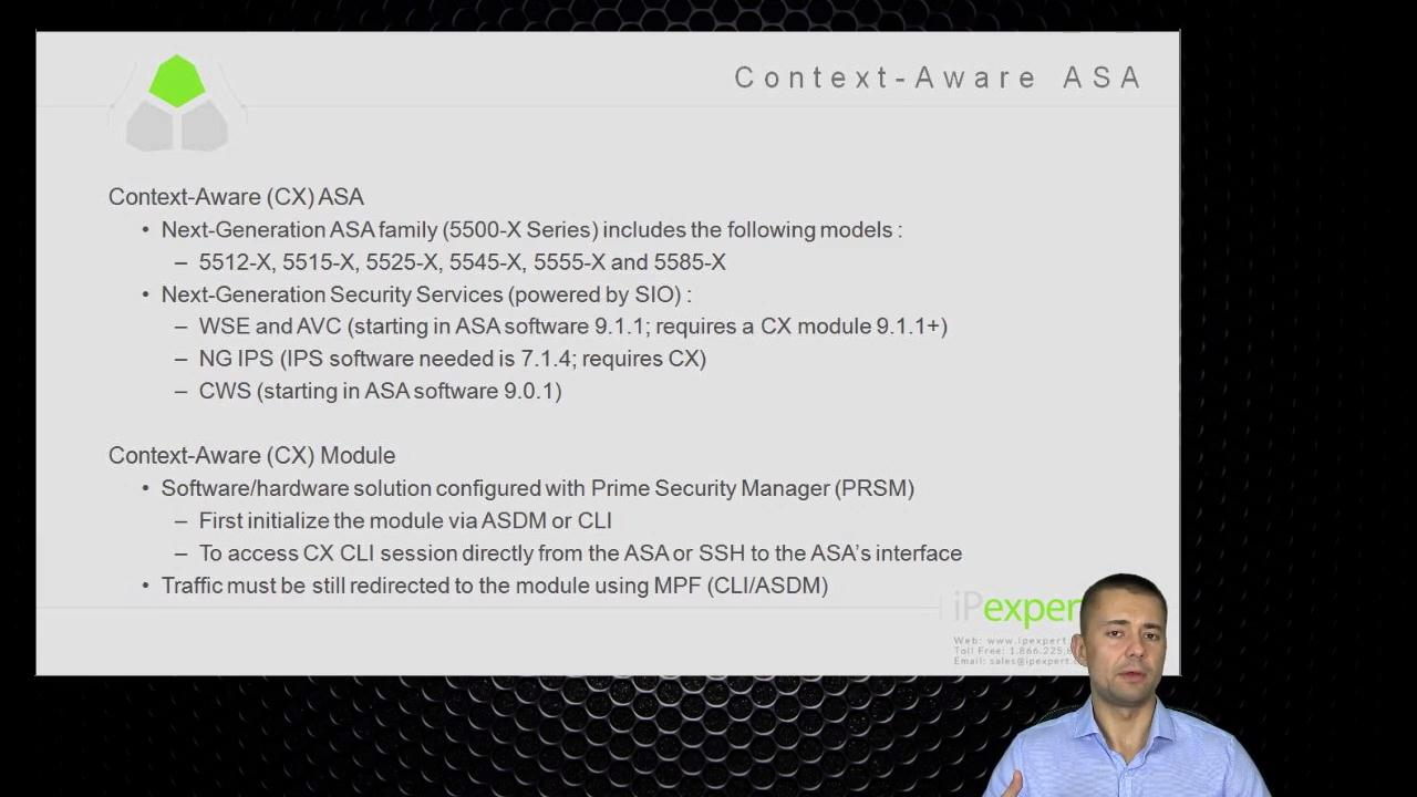 iPexpert's CCNP Security 300-207 SENSS VoD