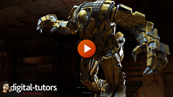 Dixxl Tuxxs - Lighting a Scene for Feature Film with V-Ray in Maya
