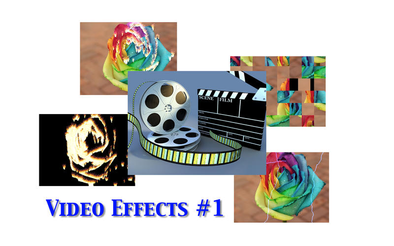 Video Effects #1 v3.0.1 Mac OS X