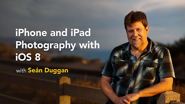 Lynda - iPhone and iPad Photography with iOS 8
