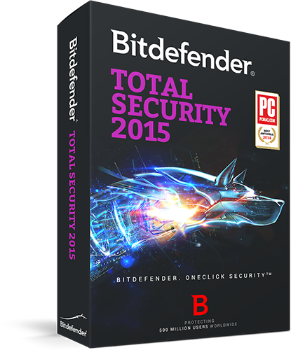BitDefender Total Security 2015 18.19.0.1369 (x86/x64)