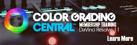 Color Grading Central - Davinci Resolve 11