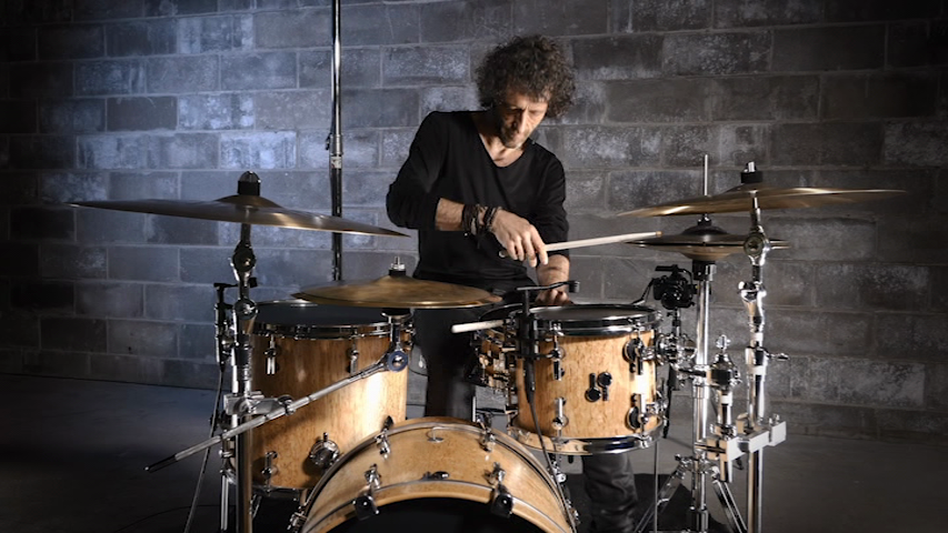 Jojo Mayer - Secret Weapons For The Modern Drummer - Part 2: A Guide to Foot Technique (2014)