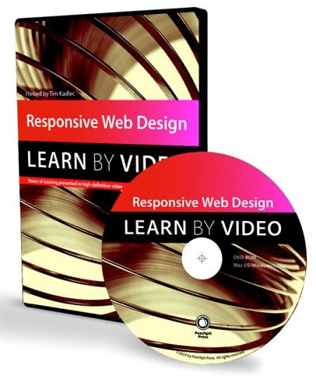 PeachpitPress - Responsive Web Design: Learn by Video