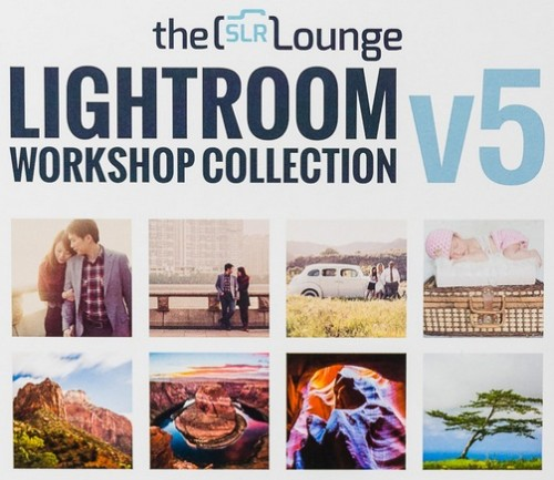 Slrlounge - Lightroom Workshop Collection v5.1 tutorial