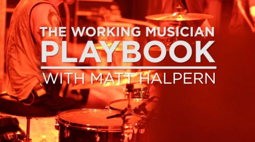 CreativeLive The Working Musician Playbook TUTORiAL