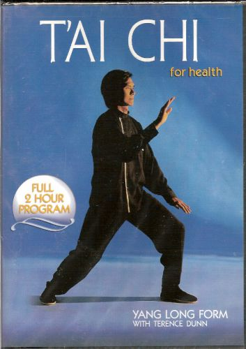 Tai Chi for Health: Yang Long Form with Terence Dunn