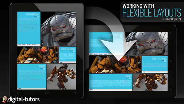 Dixxl Tuxxs - Creating Flexible Layouts in InDesign CS6