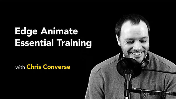 Lynda - Edge Animate Essential Training