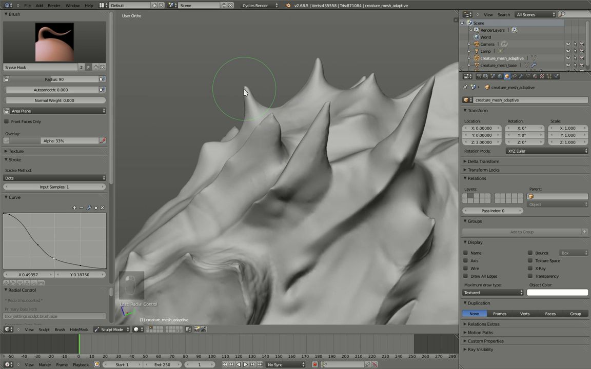 Blender Cloud – Creature Factory 2