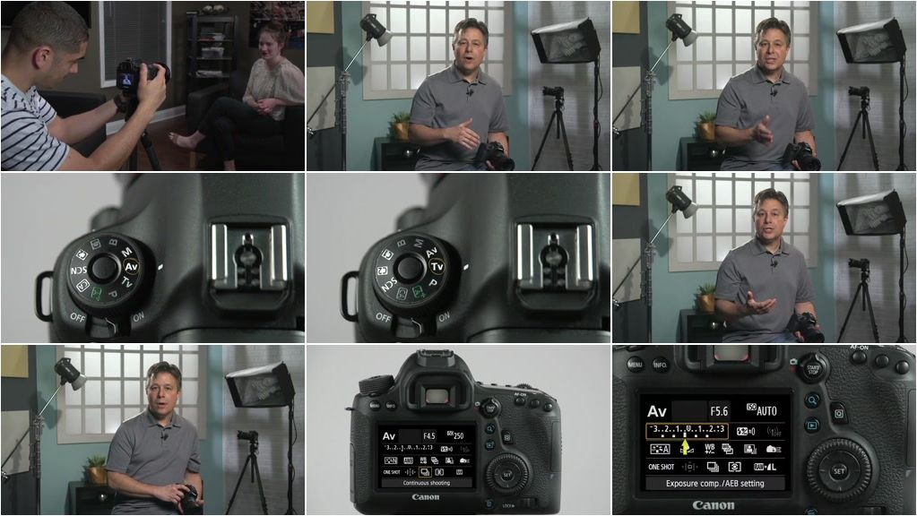 Kelbyone - Camera Basics: Canon 6D