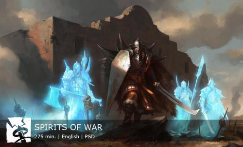 Gumroad - The Art of Daarken - Spirits of War