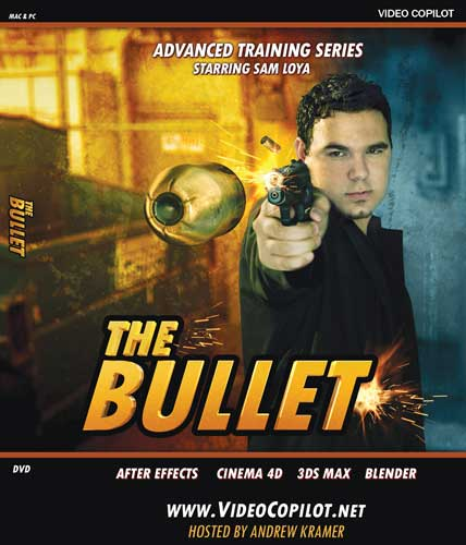 Video Copilot - The Bullet Advanced Training DVD [repost]