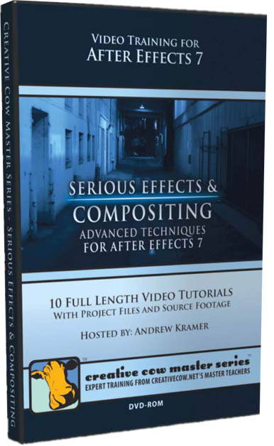 Serious Effects and Compositing: Advanced Techniques for After Effects [repost]