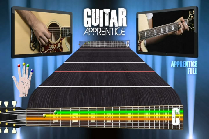 Guitar Apprentice - British Invasion