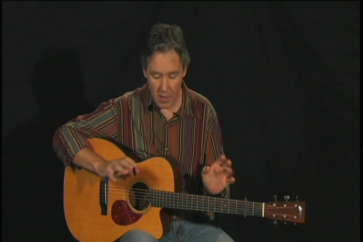 Pete Huttlinger - Learn To Play The Songs Of Jim Croce - DVD 2