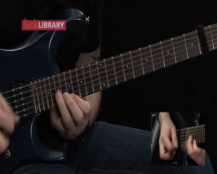 Metal Edge - Metal Soloing Techniques - Volume 2 [repost]