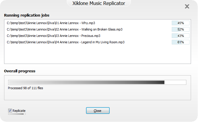 Xiklone Music Replicator v1.0.6.0 (x86/x64)