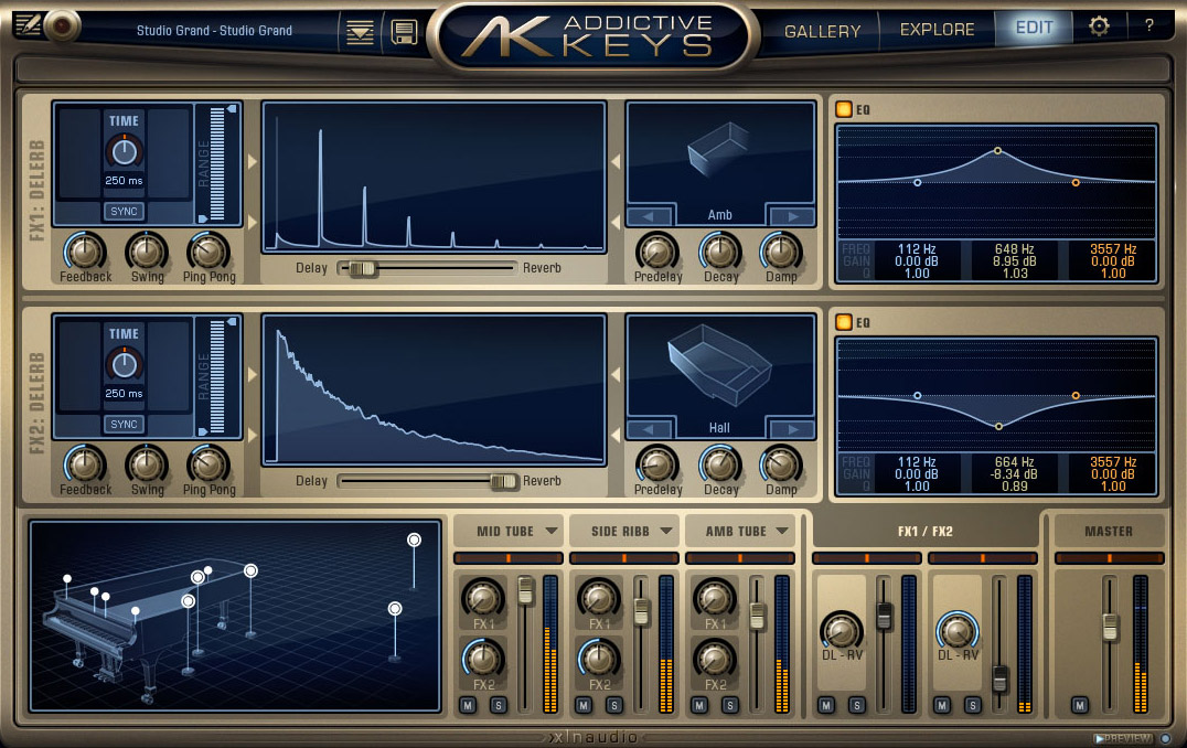 XLN Audio Addictive Keys v1.0.6 R16